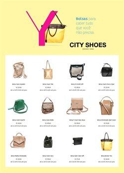 Ofertas de Bolsas em City Shoes