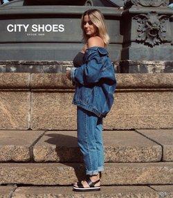 Ofertas de City Shoes no catálogo City Shoes (  26 dias mais)