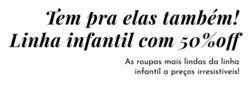 Promoção de Shoulder no folheto de São Paulo