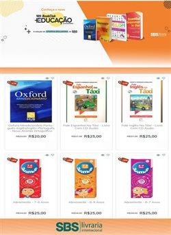 Ofertas Livraria, Papelaria e Material Escolar no catálogo SBS em Canoas ( Publicado a 2 dias )