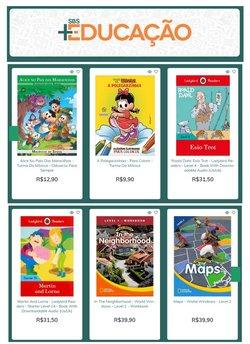 Ofertas de Livraria, Papelaria e Material Escolar no catálogo SBS (  6 dias mais)