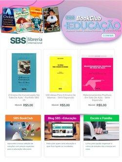 Ofertas de Livraria, Papelaria e Material Escolar no catálogo SBS (  3 dias mais)
