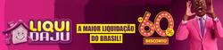 Promoção de Daju no folheto de Curitiba