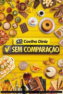 Ofertas de Supermercados no catálogo Coelho Diniz (  Vence hoje)