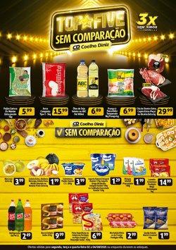 Ofertas de Supermercados no catálogo Coelho Diniz (  Válido até amanhã)