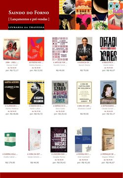 Ofertas Livraria, Papelaria e Material Escolar no catálogo Livraria da Travessa em São Gonçalo ( 3 dias mais )