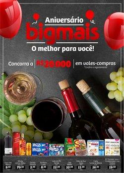 Ofertas de Big Mais Supermercados no catálogo Big Mais Supermercados (  Publicado ontem)
