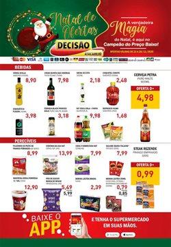 Ofertas Supermercados no catálogo Decisão Atacarejo em Belo Horizonte ( Publicado ontem )