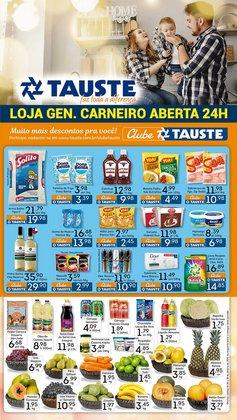 Catálogo Supermercados Tauste ( Válido até amanhã )