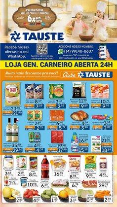 Catálogo Supermercados Tauste ( 3 dias mais )