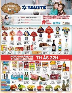 Catálogo Supermercados Tauste ( Vencido )