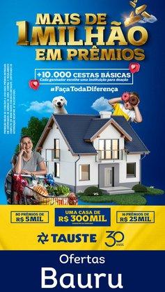 Ofertas de Supermercados Tauste no catálogo Supermercados Tauste (  Válido até amanhã)