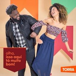 Ofertas de Roupa, Sapatos e Acessórios no catálogo Torra Torra (  7 dias mais)