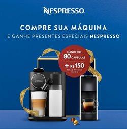 Catálogo Nespresso em Belo Horizonte ( Vencido )