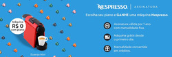 Promoção de Nespresso no folheto de Jardim-Mato Grosso do Sul