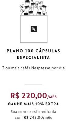 Cupom Nespresso em Santo André ( 2 dias mais )