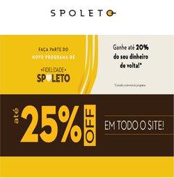 Ofertas de Spoleto no catálogo Spoleto (  Vencido)