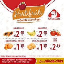 Ofertas de Sj Supermercados no catálogo Sj Supermercados (  Válido até amanhã)