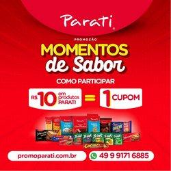 Ofertas de Bramil Supermercados no catálogo Bramil Supermercados (  Mais de um mês)