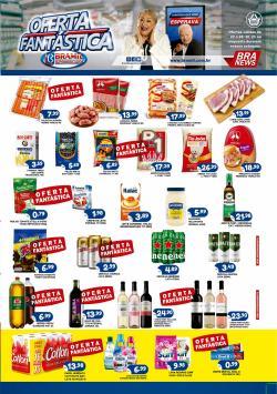 Ofertas de Supermercados no catálogo Bramil Supermercados (  3 dias mais)