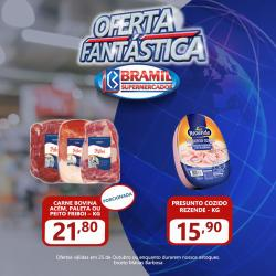 Ofertas de Supermercados no catálogo Bramil Supermercados (  Vence hoje)