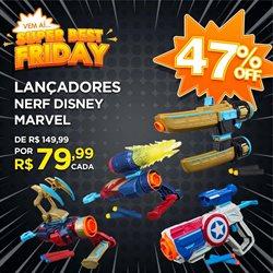 Ofertas Brinquedos, Bebês e Crianças no catálogo PBKids em Guarulhos ( 3 dias mais )