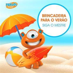 Ofertas Brinquedos, Bebês e Crianças no catálogo PBKids em Aracaju ( 11 dias mais )