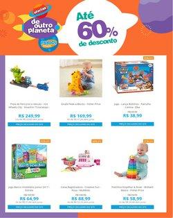 Ofertas Brinquedos, Bebês e Crianças no catálogo PBKids em São Bernardo do Campo ( 3 dias mais )