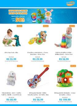 Ofertas Brinquedos, Bebês e Crianças no catálogo PBKids em São João de Meriti ( 16 dias mais )
