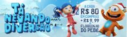 Promoção de Bebês, acessórios e brinquedos no folheto de PBKids em Nova Iguaçu