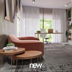 Ofertas de Casa e Decoração no catálogo New Móveis (  7 dias mais)