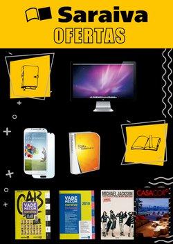 Ofertas Livraria, Papelaria e Material Escolar no catálogo Livraria Saraiva em Suzano ( Publicado ontem )