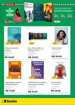 Catálogo Livraria Saraiva ( Publicado a 2 dias )