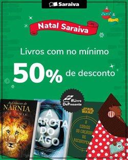 Catálogo Livraria Saraiva ( Vencido )