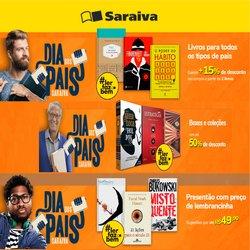 Ofertas de Livraria Saraiva no catálogo Livraria Saraiva (  2 dias mais)
