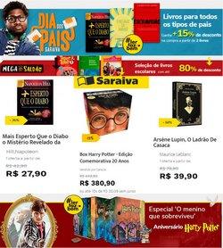 Catálogo Livraria Saraiva (  2 dias mais)