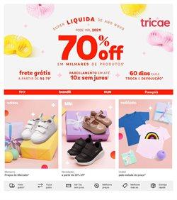 Ofertas Brinquedos, Bebês e Crianças no catálogo Tricae ( Vence hoje )