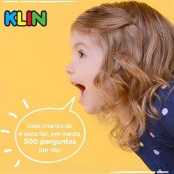 Ofertas Brinquedos, Bebês e Crianças no catálogo Klin em Carapicuíba ( 27 dias mais )