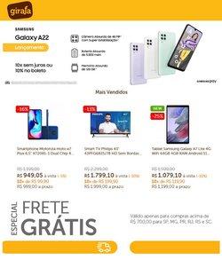 Ofertas de Tecnologia e Eletrônicos no catálogo Girafa (  3 dias mais)