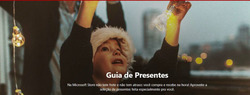 Promoção de Microsoft no folheto de Microsoft em São Paulo