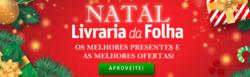 Promoção de Livraria da Folha no folheto de São Paulo