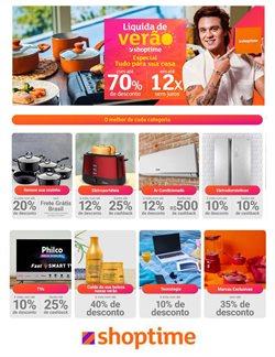 Ofertas Lojas de Departamentos no catálogo Shoptime em Barueri ( Publicado ontem )