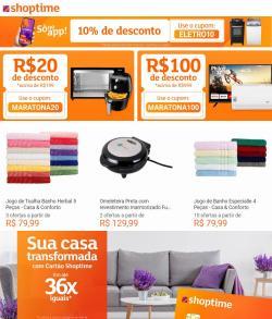 Ofertas de Lojas de Departamentos no catálogo Shoptime (  Publicado hoje)