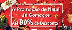 Promoção de Mini In the Box no folheto de São Paulo