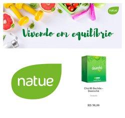 Ofertas Perfumarias e Beleza no catálogo Natue em Uberlândia ( 29 dias mais )