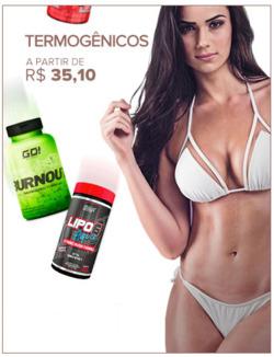 Promoção de Loja do Suplemento no folheto de São Paulo