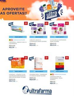 Catálogo Ultrafarma em São Paulo ( Vencido )
