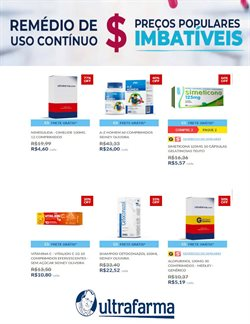 Catálogo Ultrafarma em São Paulo ( Vence hoje )