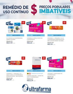 Ofertas Farmácias e Drogarias no catálogo Ultrafarma em Guarulhos ( Publicado hoje )