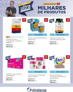 Ofertas Farmácias e Drogarias no catálogo Ultrafarma em São Caetano do Sul ( Válido até amanhã )